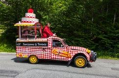De auto van Cochonou Royalty-vrije Stock Foto's