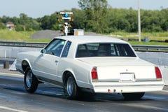 De auto van de belemmering royalty-vrije stock afbeeldingen