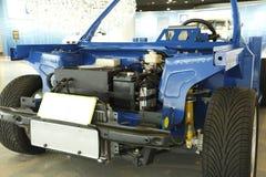 De auto van de brandstofcel stock foto