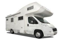 De auto van de caravan Royalty-vrije Stock Afbeelding