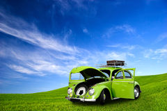 De Auto van de kever Royalty-vrije Stock Foto
