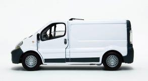 De auto van de levering Royalty-vrije Stock Afbeeldingen