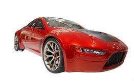 De auto van de luxe Royalty-vrije Stock Afbeeldingen