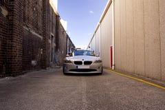 De Auto van de luxe Stock Afbeeldingen