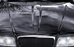 De Auto van de macht Stock Afbeelding