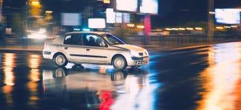 De auto van de snelheid Royalty-vrije Stock Fotografie