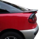 De auto van de snelheid Royalty-vrije Stock Foto