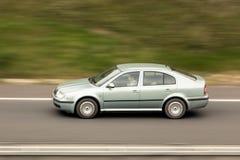 De auto van de snelheid Royalty-vrije Stock Foto's
