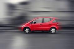 De auto van de snelheid Stock Afbeeldingen