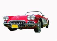 De auto van de spier, korvet royalty-vrije stock foto