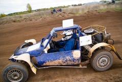 De auto van de sprint Stock Foto