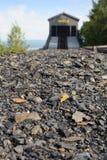 De auto van de steenkool Stock Foto's