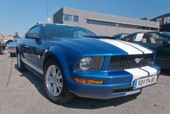 De auto van de V.S. Royalty-vrije Stock Afbeeldingen