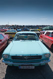 De auto van de V.S. Royalty-vrije Stock Fotografie
