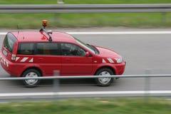 De auto van de veiligheid Stock Afbeelding