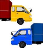 Winkelauto stock afbeeldingen