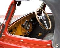 De auto van de zeldzaamheid Stock Foto's