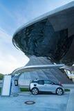 De auto van Eco Stock Afbeelding