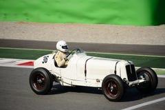 1936 de auto van ERAr9b Grand Prix Stock Foto's