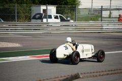 1936 de auto van ERAr9b Grand Prix Royalty-vrije Stock Afbeelding