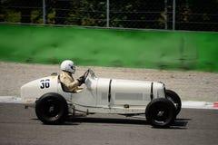 1936 de auto van ERAr9b Grand Prix Stock Fotografie