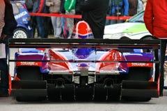 De auto van Faggioli van Simone in Rampa DA Falperra 2012 Royalty-vrije Stock Foto's