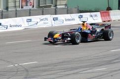 De auto van Formule 1 Royalty-vrije Stock Foto's