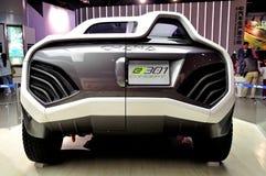 De Auto van het concept Stock Afbeelding