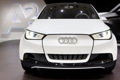 De Auto van het Concept van Audi A2 Stock Fotografie