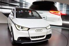 De Auto van het Concept van Audi A2 Stock Afbeelding