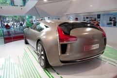 De Auto van het Concept van Citroën Metisse, Champs Elysee, Parijs Stock Afbeeldingen