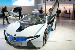 De auto van het Concept van EfficientDynamics van de Visie van BMW Royalty-vrije Stock Afbeelding