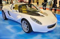 De Auto van het Concept van sQuba van Rinspeed Stock Foto