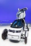 De Auto van het Concept van Volkswagen Nils Royalty-vrije Stock Foto