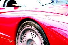 De auto van het Fioravantif 100 R Concept Stock Fotografie