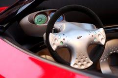 De auto van het Fioravantif 100 R Concept Stock Foto
