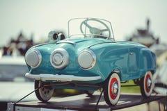 De auto van het kindpedaal Royalty-vrije Stock Foto