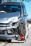 De auto van het ongeval Royalty-vrije Stock Afbeelding