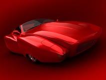 De auto van het prototype Stock Fotografie