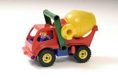 De auto van het stuk speelgoed Stock Foto's
