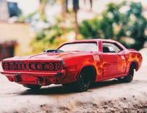 De auto van het stuk speelgoed Royalty-vrije Stock Foto's