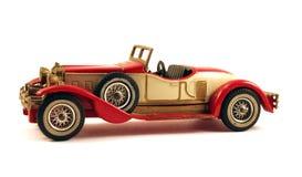 De auto van het stuk speelgoed Stock Fotografie