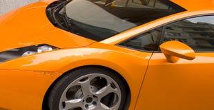 De auto van Lamborghini Stock Afbeelding