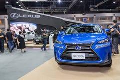 De auto van Lexus NX 300h bij de Internationale Motor Expo 2016 van Thailand Royalty-vrije Stock Fotografie