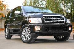 De auto van Lluxury royalty-vrije stock afbeelding