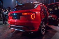De auto van LYNK & van Co 01 Royalty-vrije Stock Afbeeldingen