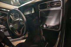 De auto van LYNK & van Co 01 Royalty-vrije Stock Afbeelding