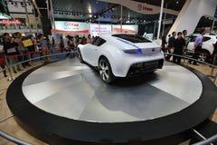 De auto van Nissan esflow Stock Foto