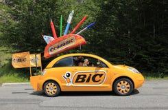 De auto van OIC Stock Afbeeldingen