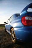 De Auto van prestaties Stock Foto